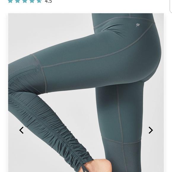 b7f455113a028 Fabletics Pants | Cashel Foldover Pureluxe Legging | Poshmark